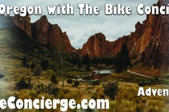 Booking (trips, stays, etc.): See Oregon by Bicycle with The Bike Concierge