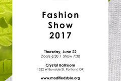 Donation: Modified Style Portland Fundraiser Fashion Show