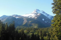 Free: Hike to Bear Point in Oregon's Mt. Jefferson Wilderness
