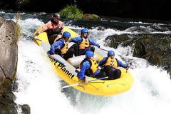 Booking (trips, stays, etc.): Whitewater Rafting on the White Salmon River