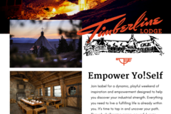 Booking (trips, etc.): Empower Yo!Self: A Yoga Retreat with Isabel Allen