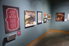 Free:  Art in the West Opening Reception