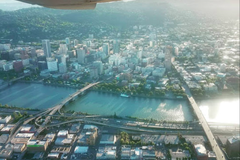 Booking (trips, stays, etc.): The Portlandia Scenic Flight Adventure