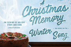 """Selling: """"A Christmas Memory"""" and """"Winter Song"""""""