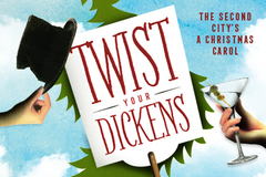 """Selling: """"Twist Your Dickens"""" at The Armory"""