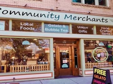 Varies/Learn More: Community Merchants