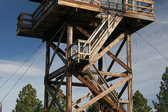 Booking (trips, etc.): Fivemile Butte Fire Lookout