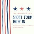 Selling: Short Form Improv Drop In