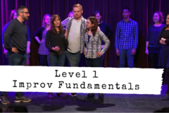Selling: Level 1: Improv Fundamentals