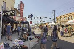 Free: Portland's Famous Hawthorne Street Fair