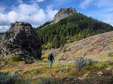 Free: Hike the Monument Rock Wilderness