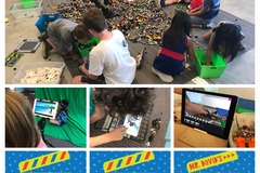 Booking (trips, etc.): Lego Animation/Green Screen Open Studio in SE PDX