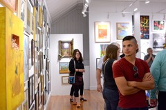 Free: Bush Barn Art Center in Salem