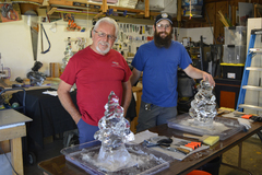 Booking (trips, stays, etc.): Ice Carving Workshop