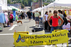 Free: Astoria Sunday Market--Not to Be Missed!