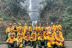 Free: Our Brave Firefighters Who Saved Multnomah Falls Lodge, etc.