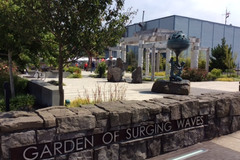 Free: Discover the Garden of Surging Waves in Astoria
