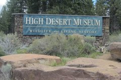 Booking (trips, etc.): A Night at the High Desert Museum