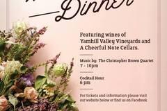 Varies: Winemaker's Dinner