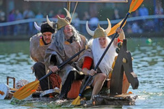 Free: West Coast Giant Pumpkin Regatta @ Tualatin Lake