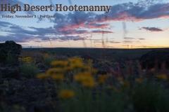Free: High Desert Hootenanny