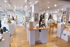 Free: Holiday Showcase @ Bush Barn Art Center