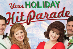 "Selling: ""Your Holiday Hit Parade"" at Broadway Rose Theatre Company"