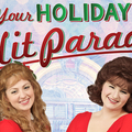 """Selling: """"Your Holiday Hit Parade"""" at Broadway Rose Theatre Company"""