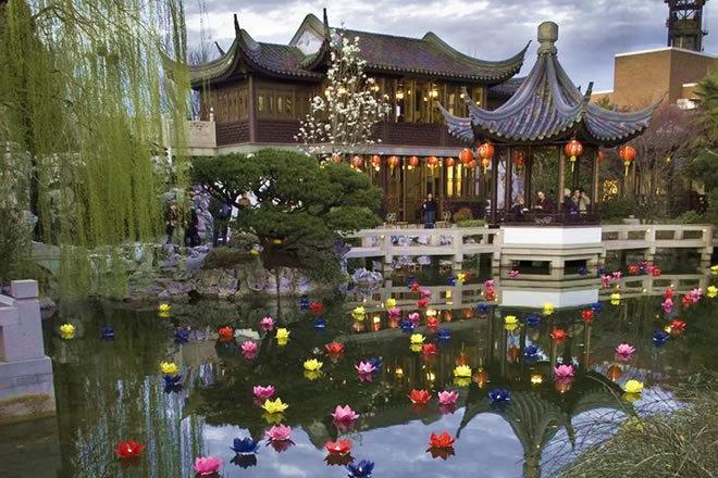 portlands lan su chinese garden - Chinese Garden Portland