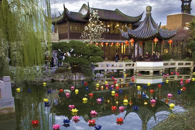 portlands lan su chinese garden - Lan Su Chinese Garden