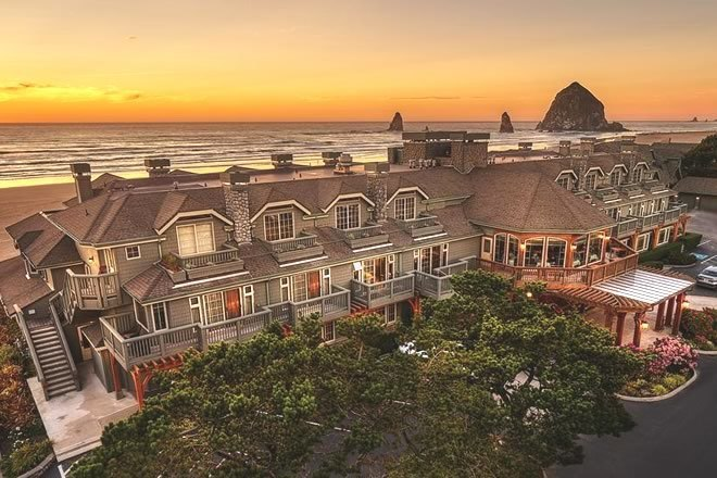 Stephanie Inn: Incomparable Oceanfront Getaways - ShareOregon