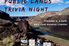 Free: Public Lands Trivia