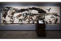 Booking (trips, etc.): Exhibition Closing: Dinosaurs Take Flight