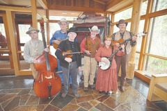 Booking (trips, etc.): Thorn Hollow String Band