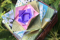 Booking (trips, etc.): Origami Boxes & Ornaments