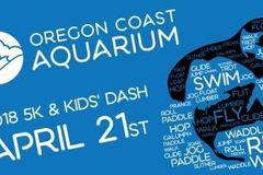 Donation: Aquarium 5K Fun Run and Kids' Dash #UOTTER5K