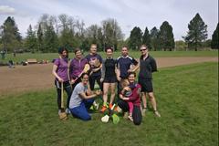 Free: Ladies Gaelic Sports—Camogie Field Day