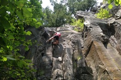 Booking (trips, stays, etc.): 1 Day Rock Climbing 101