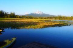 Free: Hosmer Lake: Central Oregon Gem