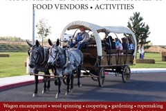 Free: The Road West Living History Days