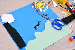 Free: Summer Art Tent for Kids