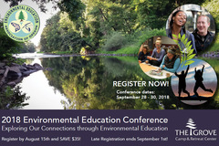 Varies/Learn More: 2018 Oregon Environmental Education Conference