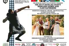 Varies/Learn More: 26th Annual Highland Games & Clan Gathering