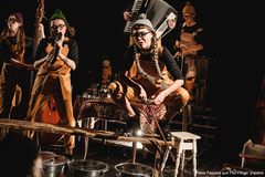 "Varies/Learn More: Boom Arts presents Teatr-Pralnia's ""TseSho?/What's That?"""