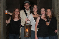 Booking (trips, etc.): Haunted Pub Tour: Ghost Stories & Tunnels