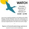 Free: Waterfowl Watch 101