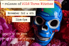 Free: All Souls Weekend + Release of 2016 Three Witches @ AniChe
