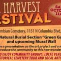 Free: Fall Harvest Festival Historic Columbian Cemetery