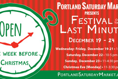 Free: Festival of the Last Minute