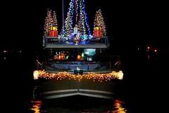 Booking (trips, etc.): Christmas Ships Dinner Cruise